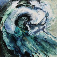 Impressive Paintings of the Power of Waves – Fubiz Media
