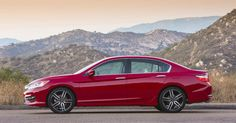 Even Before the Redesign the Accord is Impressive