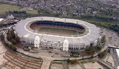 The Old Wembley Stadium - for the 1999 F.A Cup Final between Newcastle Utd v Man.Utd :)