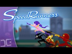 SpeedRunners - The Cut-throat Multiplayer Action Running Game (+playlist)