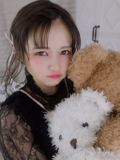 佐藤ノア Korean Girl, Anime, Teddy Bear, Children, Girls, Kawaii Girl, Toddler Girls, Young Children, Boys