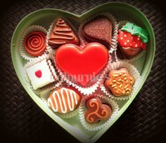Cookies for Valentine