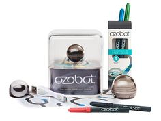 Ozobot Programmable Robot For Kids - Just $27.99! - http://www.pinchingyourpennies.com/ozobot-programmable-robot-for-kids-2pk-just-49-99/ #Pinchingyourpennies, #Programmablerobots, #Woot