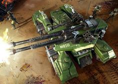 Halo Wars 2 Grizzly tank