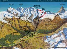 Ski Zermatt in Summer