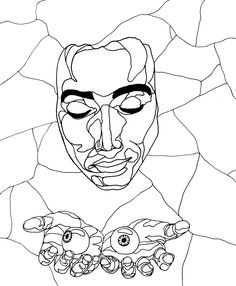 by Matkol #lineart #apology #art #drawing #ink