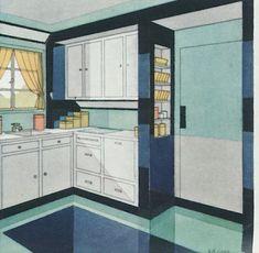 kitchen wardrobe The Peak of Chic®