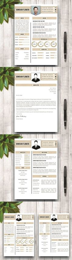 Resume Design From Papernoon  Download HttpsCreativemarket