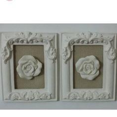 #kokulutaş #vintage #frame #çerçeve #gül #handmade #decoration #dekorasyon #gift