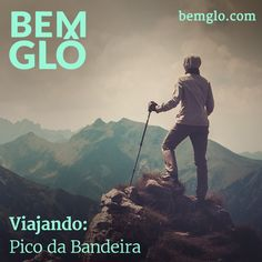Hoje falamos sobre o Pico da Bandeira, um dos lugares mais altos do país com…