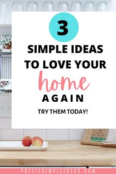 3 Simple Ideas to Love Your Home Again! You don't have to move or renovate to love where you live. Love makes a house a home. Home makes me happy. What makes a house a home. Home retreat ideas. Home retreat ideas space. How to love your small home. Small home big love. Love your home quotes. Home design ideas. Home decor on a buget. Home design styles. Home decor ideas. Love where you live. Home sweet home. Love where you live quotes. #home #homesweethome Home Living Room, Living Room Designs, Meditation Corner, Christian Homemaking, Home Management Binder, Inviting Home, Retreat Ideas, Home Again, Home Organization Hacks