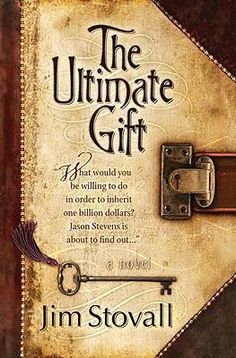 The Ultimate Gift by Jim Stovall ~ great Christmas book, I actually read this because my grandma, Ruth Carmichael Ellinger, an authoress, met Mr. Stovall. Anyways, this story is ingenious. I loved the characters and the plot, especially the plot.