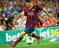 Barcelona 3 - 2 Sevilla : Olá,  O Barcelona venceu o Sevilla por 3 x 2 no Camp Nou, Leo marcou o segundo gol e deu o passe para o gol decisivo de Alexis sanchez.  Bjs | yolepink