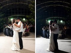 Off-camera flash & wedding reception lighting