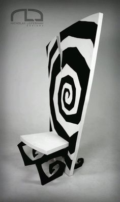 Marvelous My Finished Tim Burton Inspired Conceptual Chair Design. I Still Want This  Chair Leif!