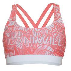 ICANIWILL Porslin Coral Sport Bra