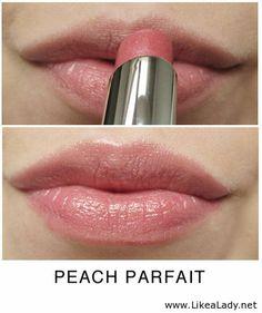 Peach Parfait - Nice for daily use