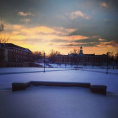"""""""To think in such a place I led such a life"""" #MiamiOH"""