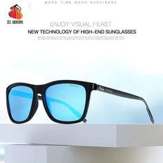 33ed6f957d AEVOGUE Men Polarized TR90 Frame Aluminium Magnesium Temple Summer Style  Luxury Sunglasses UV400 AE0521 --