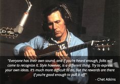 These 25 guitar quotes from famous guitarists will help motivate you to become a better musician overall. Legend Quotes, Guitar Quotes, Chet Atkins, Motivate Yourself, How To Become, Lyrics, Motivation, Song Lyrics, Music Lyrics