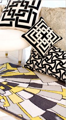Fashion and Furnishings: Trina Turk for Schumacher « Elements of Style Blog