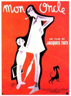 Mon Oncle, Jacques Tati, 1958