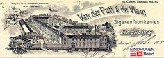 Van der Putt & de Vlam Sigarenfabriek.(2) - eindhoveninbeeld.com