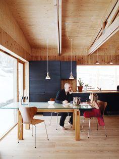 Designing with pine