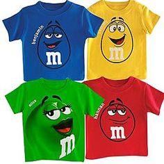 M shirts