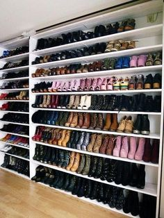 And they're mostly Jeffrey Campbell shoes!