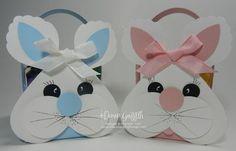 Easter Bunny Baskets