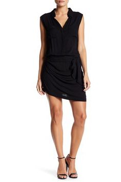 Marion Mini Shirt Dress