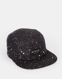 Nicce Speckle 5 Panel Cap created by #ShoppingIS