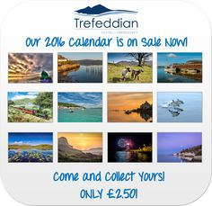 Our 2016 Calendar is now on Sale! Beautiful photos of the local area by talented local photographers!