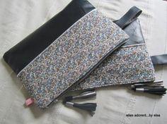 Cuir p atd nail art - Nail Art Diy Bags Purses, Diy Purse, Diy Couture, Couture Sewing, Sacs Tote Bags, Mk Bags, Pochette Diy, Diy Sac, Creation Couture