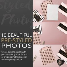 Excited to share the latest addition to my #etsy shop: Styled Stock Photography / Black and pink image / Workspace / Feminine workspace / Flatlay / Digital image/ Mock-Up / Styled Stock / DIY http://etsy.me/2EH5JVi #art #photography #pink #black #stockphotography #flat