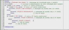 Tecnologia da Informática: Lógica e Linguagem de Programação - Algoritmos