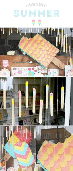 popsicle window | Urbanic