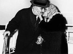 Mario Giacomelli - elderly couple