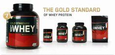 Optimum Nutrition 100% Whey Gold Standard