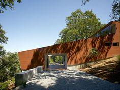 Field Architecture Hillside House