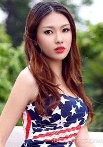 Asian girl today