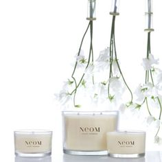 Amazingly scented Neom candles