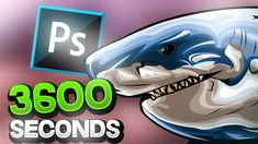 I want to make it simple but the shark won't let me | (Photoshop) | Ep.2 Esports Logo, Make It Simple, Shark, Things I Want, Photoshop, Let It Be, Logos, How To Make, Sharks