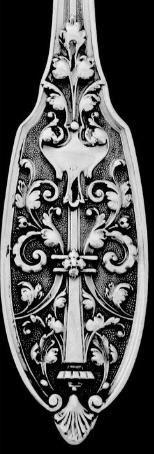 EMILE PUIFORCAT, Paris - Renaissance No 49, c1880