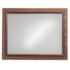 Essex Antique Bronze Mirror