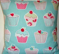 Cupcakes Cushion Cover
