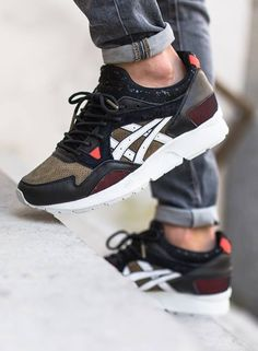 Highs & Lows x Asics Gel Lyte III