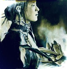 Eiji ARAMAKI (荒牧英治) Daenerys Targaryen, Fictional Characters, Art, Art Background, Kunst, Performing Arts, Fantasy Characters, Art Education Resources, Artworks
