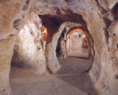 souterrains de l'hôtel-Dieu, Provins, Île de France